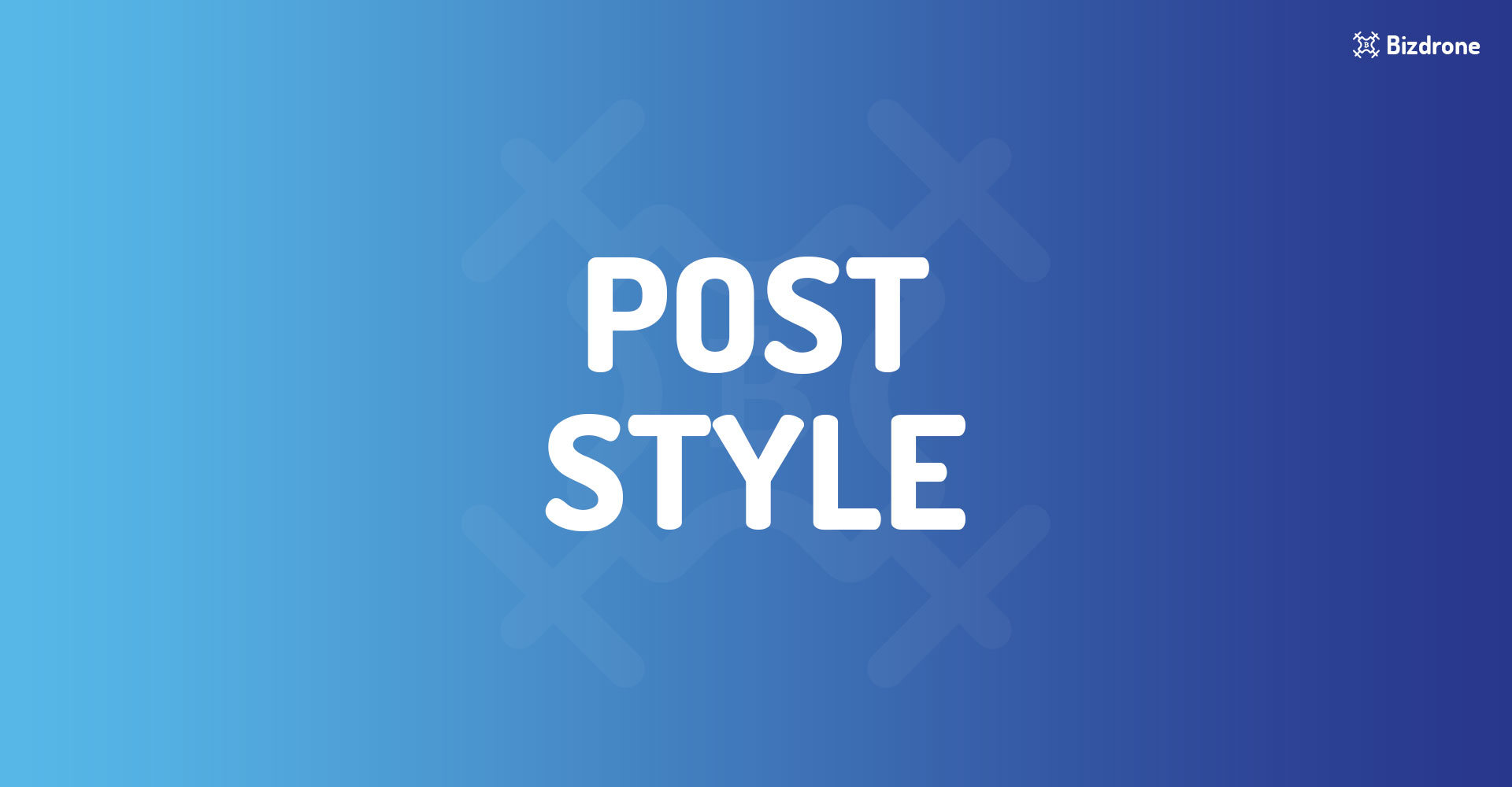 Post Style