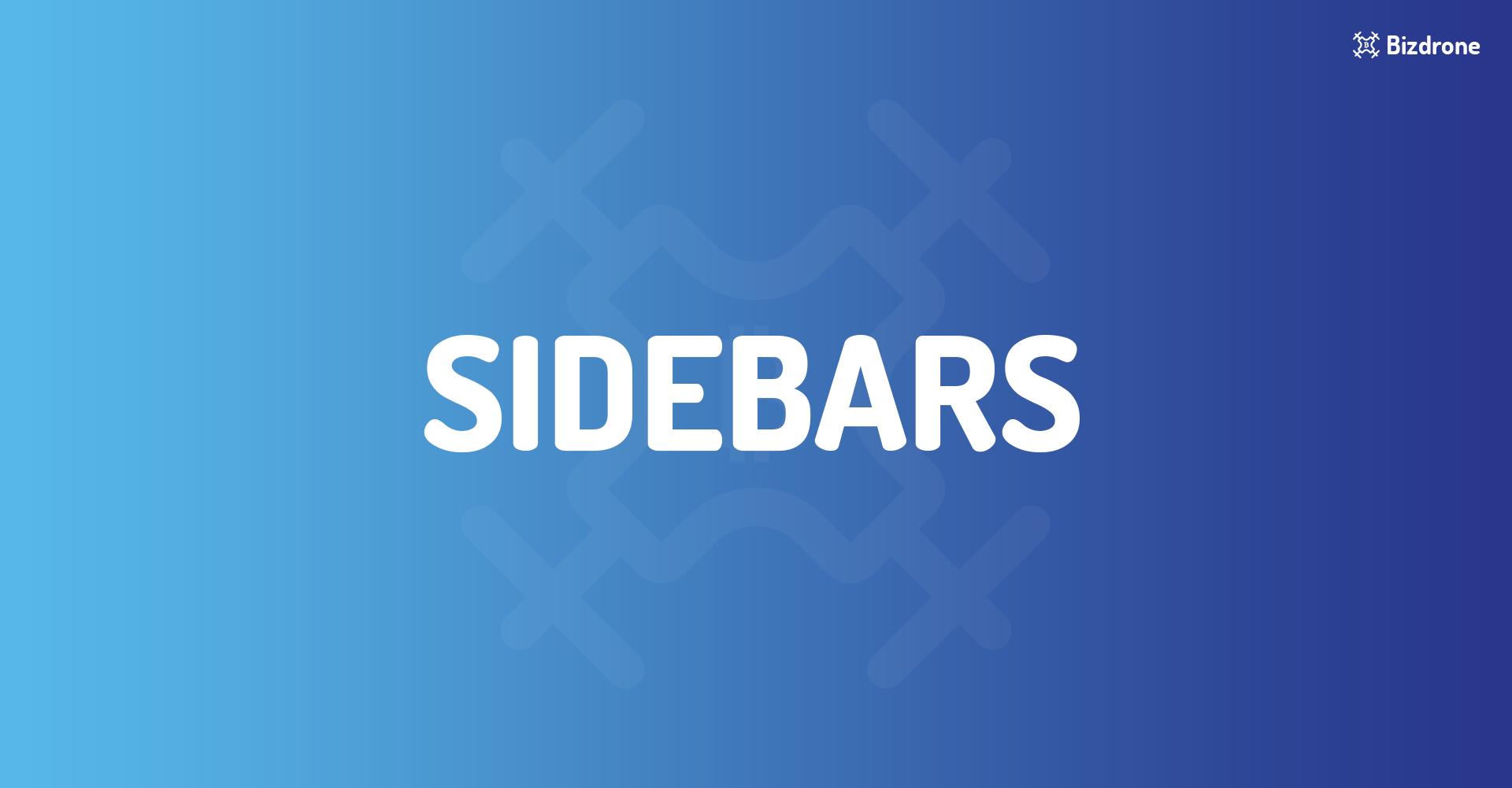 SIDEBARS 1