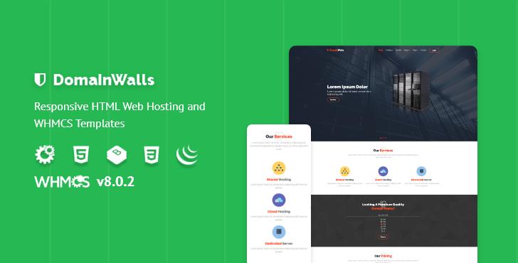 DomainWalls HTML2