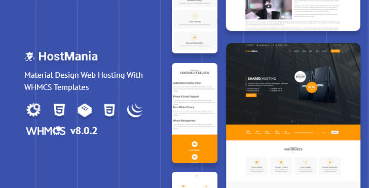 HostMania HTML2
