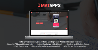 matapps theme preview