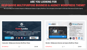 responsive multipurpose business agency wordpress theme