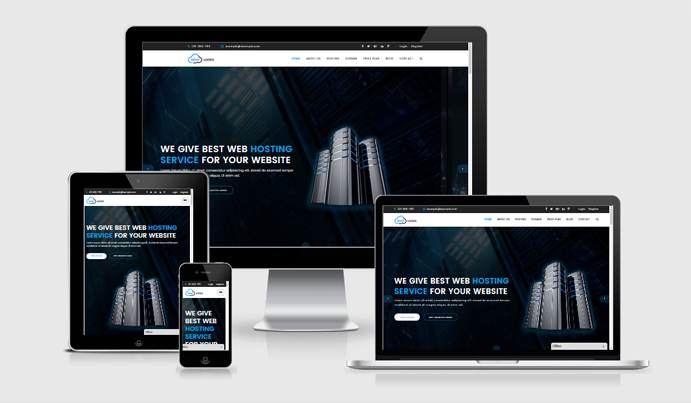 Free WHMCS Responsive Templates | ThemeLooks
