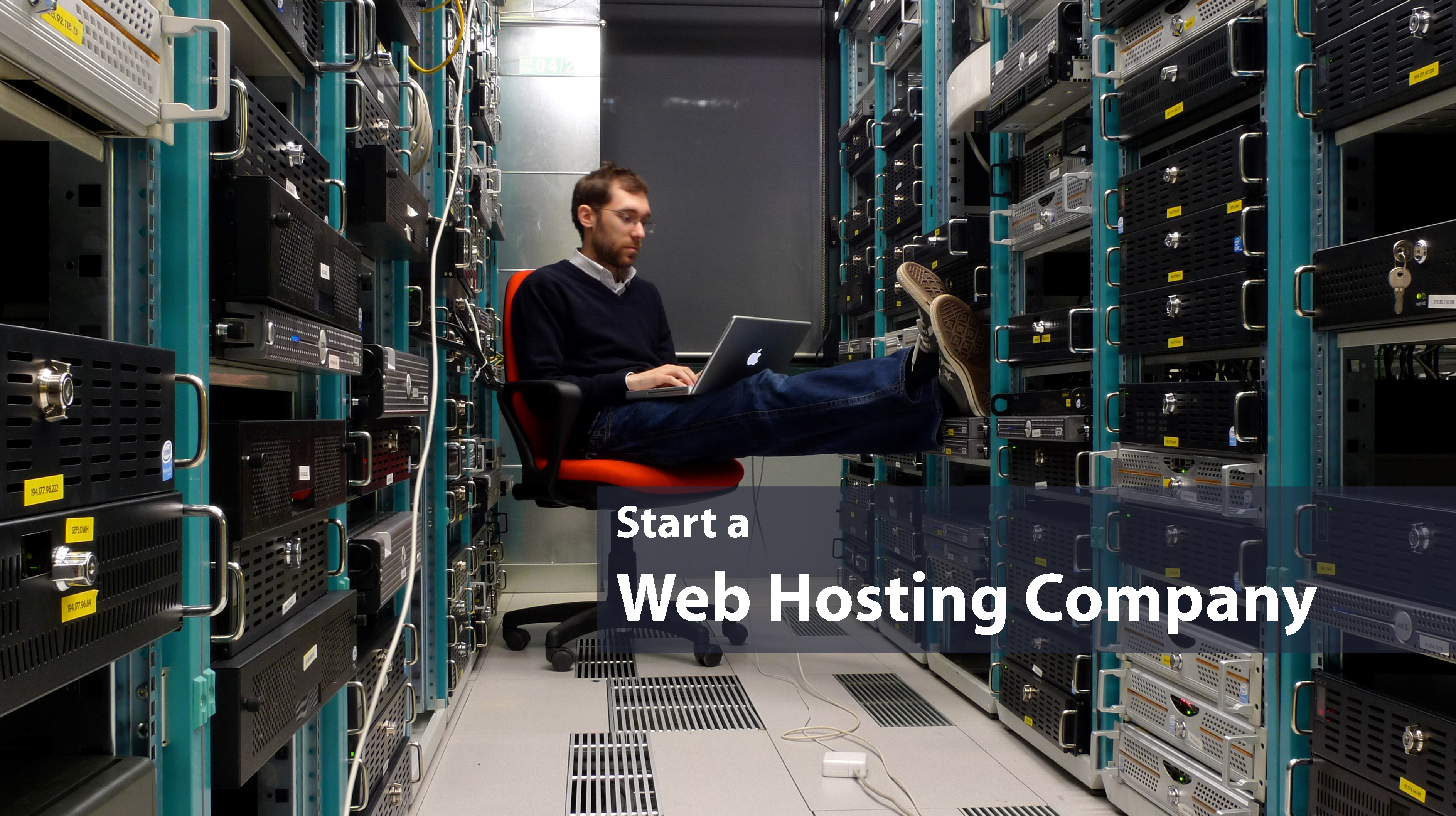 Start A Web Hosting Company