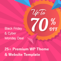 WordPress Cyber Monday Deals 2018