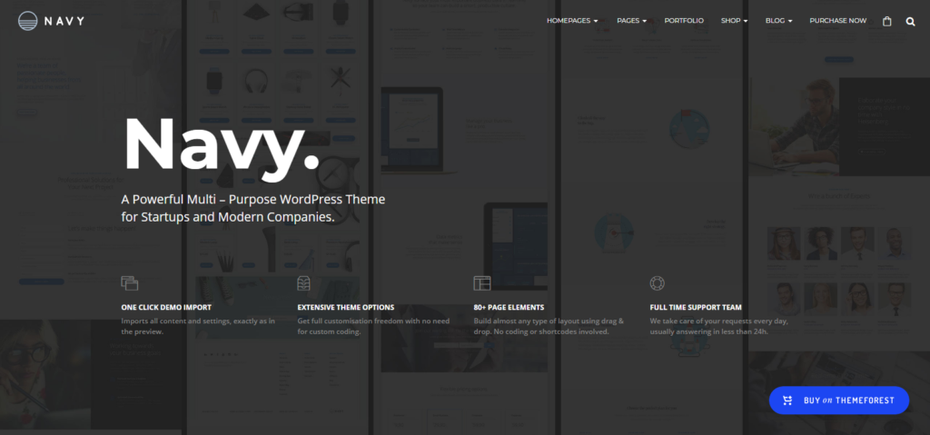 Best WordPress Themes for Creative Agencies