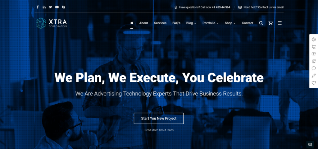 Best WordPress Themes for Corporate Business
