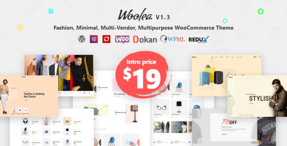 Minimal WooCommerce Theme
