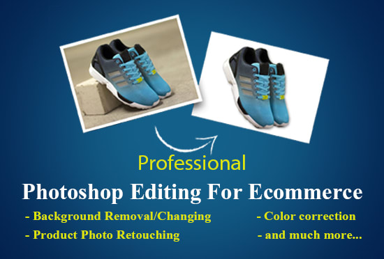 ecommerce photo editing for ecommerce