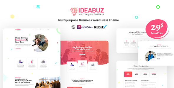 Best Elementor WordPress Theme