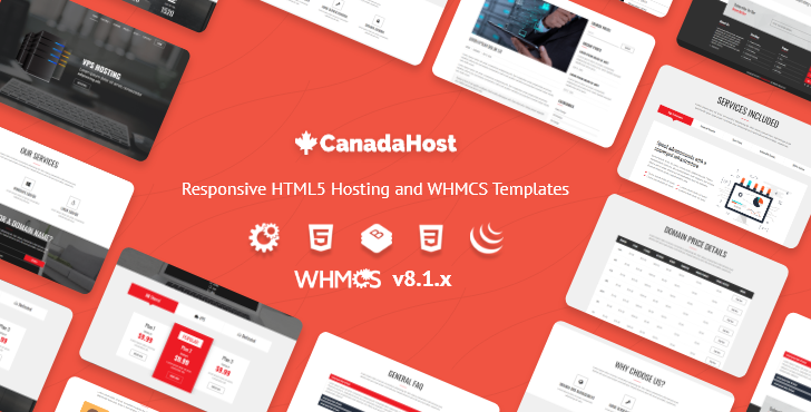 CanadaHost HTML 10 6