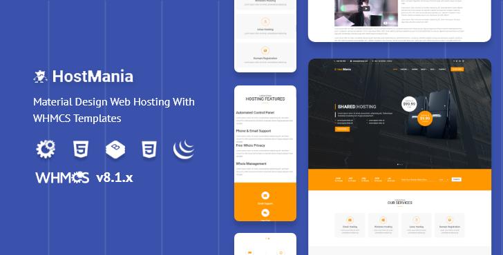 HostMania HTML 10 6