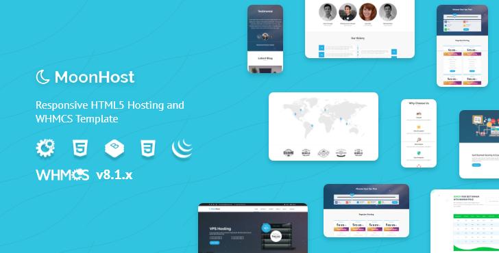 MoonHost HTML 10 6