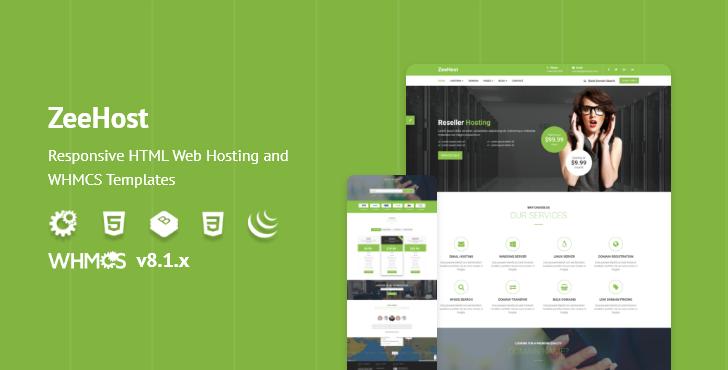 ZeeHost HTML 10 6